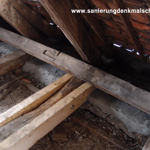 Holzdecke Sanieren sanierung holzdecken